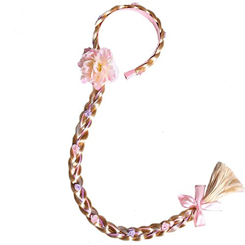 Rapunzel Hairpiece Long 29