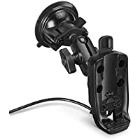 Garmin 010-12525-02 Powered Mount with Suction Cup