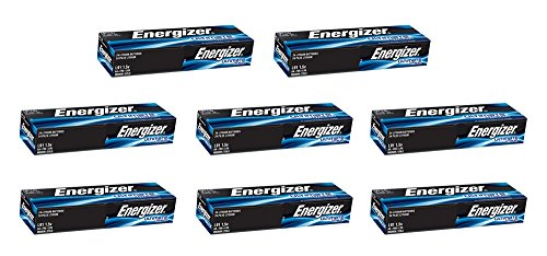 192x Energlzer AA Lithium Batteries Ultimate L91 Exp:2038 USA Wholesale Lot by 21Supply