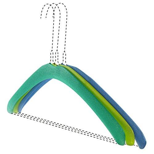 Hangerworld Garment Protector Shoulder Hangers