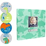 Pearhead Memory Book with Included Baby Belly Stickers...