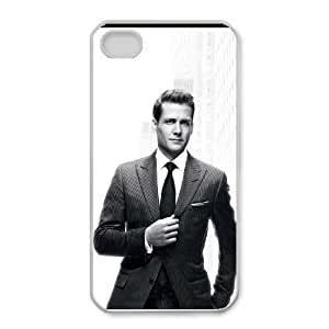 iphone4 4s case (TPU), harvey specter Cell phone case White for iphone4 4s - FFFG4174316