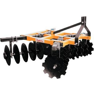 King Kutter Box Frame Disc Harrow - 7 1/2ft. Wide, Model# 20-24-NBF by King Kutter