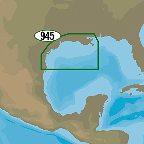 C-map Jeppesen Marine - C-MAP MAX-N NA-Y945 - New Orleans to Brownsville