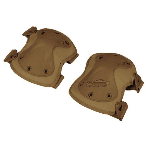 Hatch XTAK Knee Pads, Coyote Tan - HGXTAK500