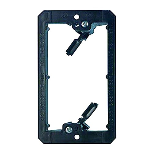 LV1 PVC de baja tensión del montaje Soportes Individual (Pack de 5)