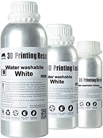 Amazon.com: Wanhao UV Cure 3D Printer Water Washable Resin ...