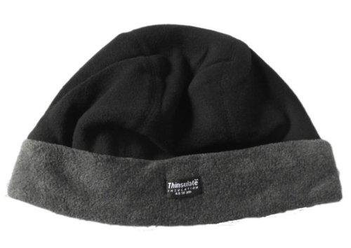 6fd22d3046539 Men s Thinsulate Chenille Beanie Trapper Hat With Faux Fur Polar Fleece  Thermal Winter