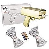 DDGG Make It Rain Money Gun - Cash Gun Funny Party Game