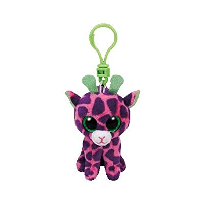 Ty 35011 Gilbert Giraffe-Boo Key Clip, Multicolored: Toys & Games