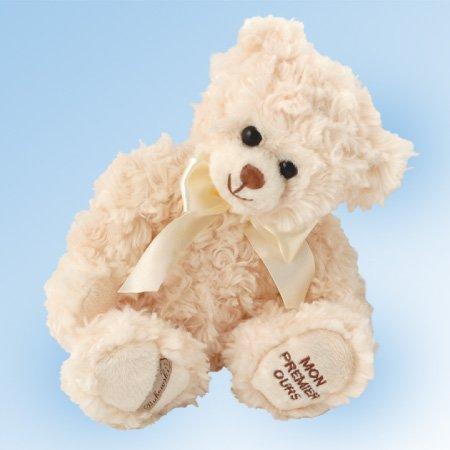 Amazon.com: Bukowski Soft Plush Mon Premier Ours Teddy Bear Stuffed ...
