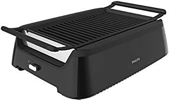 Philips HD6371/98 Premium Smokeless Electric Indoor Grill