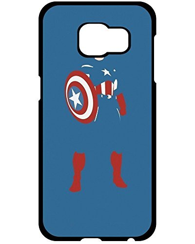 Fashionable Design - Captain America Samsung Galaxy S6 Edge plus phone Case