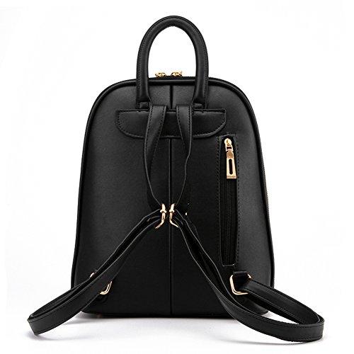 bolso de hombro del ms/mochila ocasional coreana Sra./Colegio de bolsas de viaje de la manera del viento-E A