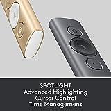 Logitech Spotlight Presentation Remote - Advanced