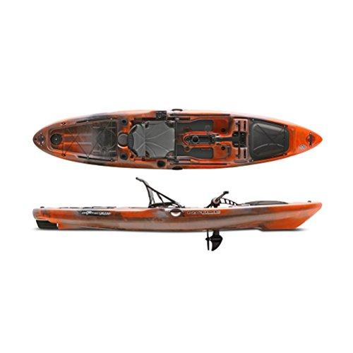 Native Watercraft 2016 Slayer Propel 13 Kayak – Closeout Copperhead