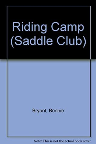 book cover of Riding Camp