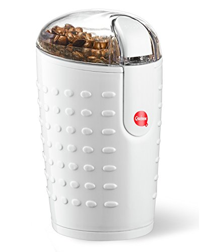 Quiseen One-Touch Electric Coffee Grinder....