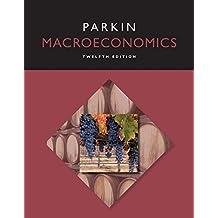 Macroeconomics (Pearson Series in Economics)