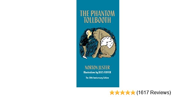 The phantom tollbooth 50th anniversary edition kindle edition by the phantom tollbooth 50th anniversary edition kindle edition by norton juster jules feiffer children kindle ebooks amazon fandeluxe Gallery