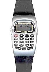 Reflex Calculator Digital Black Strap Boys Watch CALC01
