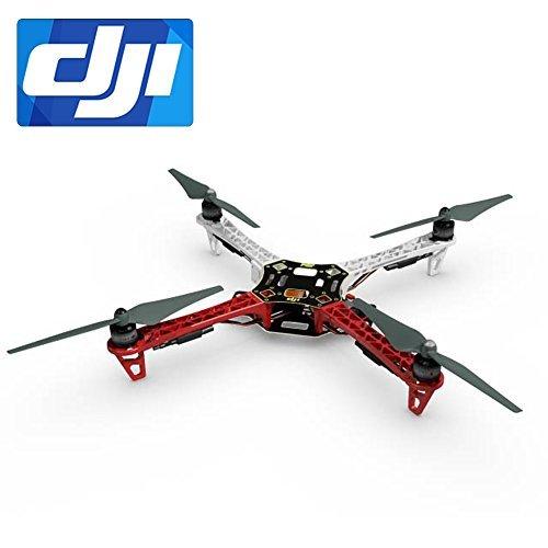 DJI F450 Flame Multi-Rotor Wheel Arf Kit (with motors, ESC, props)-USA