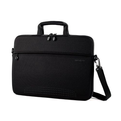 - Samsonite Aramon NXT 14 Inch Laptop Shuttle, Black, One Size