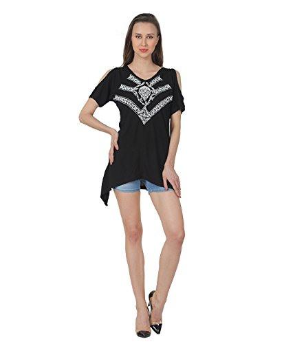 Mujer Indiankala4u Black Para Vestido Charismatic Eqw8Aq