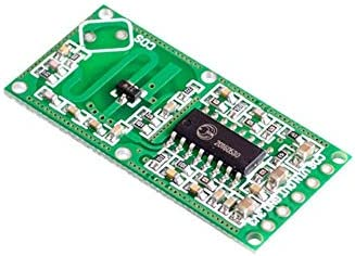 RCWL-0516 Doppler Radar Sensor Detector de Movimiento Módulo de ...