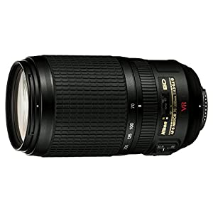 Nikon 70-300 mm f/4.5-5.6 G AF-S VR IF-ED Telephoto Zoom Lens for Nikon DSLR Camera