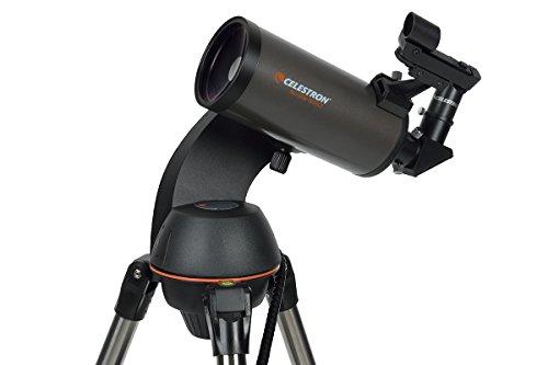 Celestron NexStar 90SLT Mak Computerized Telescope (Black)