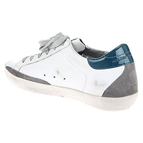 Gouden Gans Deluxe Merk Dames Superstar Witte Kraal Ster Lage Top Sneakers G31ws590c50