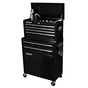 Amazon.com: Speedway 7238 24 Inch Tool Chest Cabinet Combo: Home ...