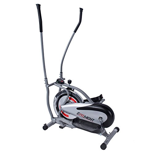 Flywheel Elliptical Machine Cross Trainer by EFITMENT E018