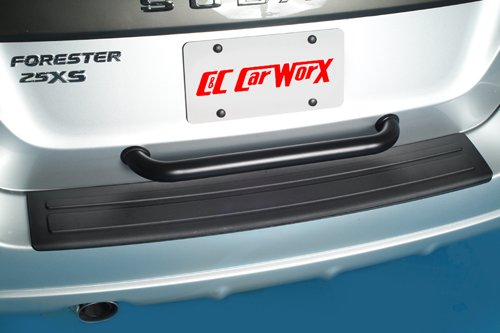 C&C Car Worx Rear Bumper Cover Protection for 2003 04 05 06 07 08 Subaru Forester FO3