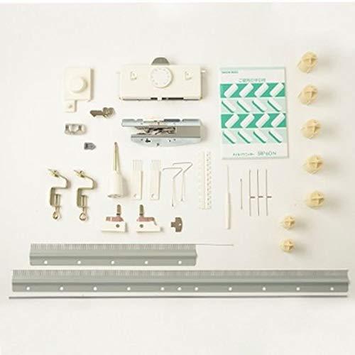 SRP60N Singer/Silver Reed Standard Gauge Ribber for SK280 Standard Gauge Knitting Machine by SUNNY CHOI (Image #4)