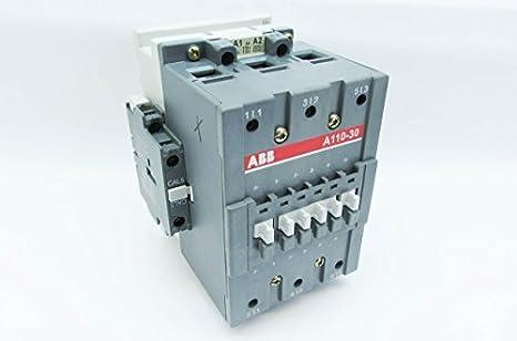 ABB A110-30-11 Abb Contactor: Amazon.com: Industrial & Scientific
