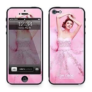 "Da Code ? Skin for iPhone 5/5S: ""LightInTheBox Models"" (Romantic Series)"