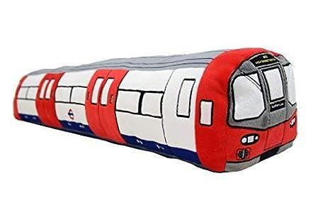 London Underground 3D Tube Train Plush Toy Cushion - Large 80Cm Amazon.in Home u0026 Kitchen  sc 1 st  Amazon.in & London Underground 3D Tube Train Plush Toy Cushion - Large 80Cm ...