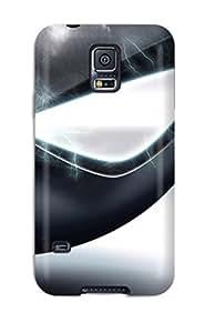 Hot Galaxy Cover Case - Mastermind Smiley Protective Case Compatibel With Galaxy S5 7907517K57973479