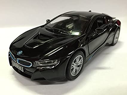 Buy Bmw I8 1 36 Scale Super Car Black By Ki Nsmart Online At Low