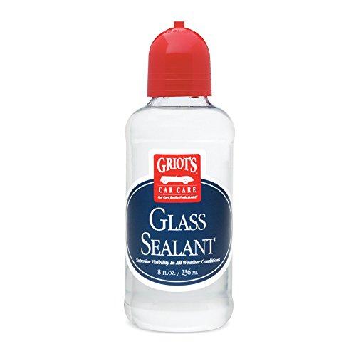 Griot's Garage 11033 Glass Sealant, 8 oz.