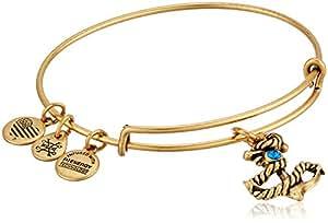 Alex and Ani Anchor III EWB, Rafaelian Gold Bangle Bracelet