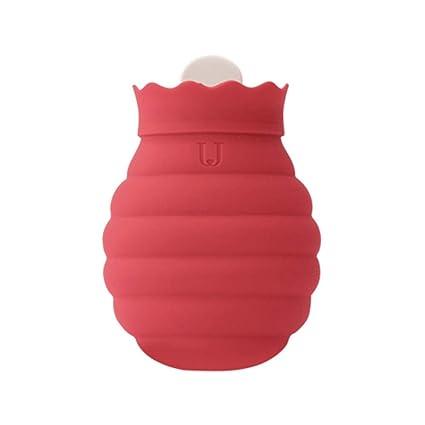 Bolsa de agua caliente Calefacción por microondas Botella de ...