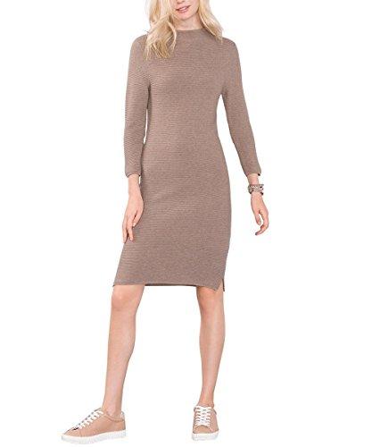 5 Damen 244 Braun Kleid ESPRIT Taupe HIBqwnUwF