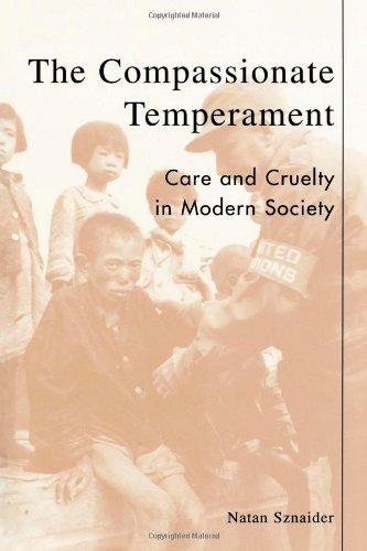 The Compassionate Temperament