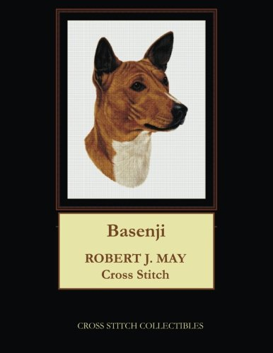 Basenji: Robt. J. May Cross Stitch Pattern