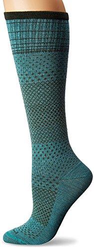 Sockwell Women's Micro Grade Graduated Compression Socks, Mineral, Small/Medium