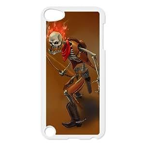 iPod Touch 5 Case White Dota2 CLINKZ 82You481431