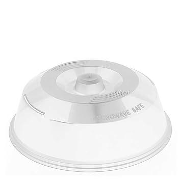 258Y - Tapa Plastico Microondas Diámetro 27 Cm